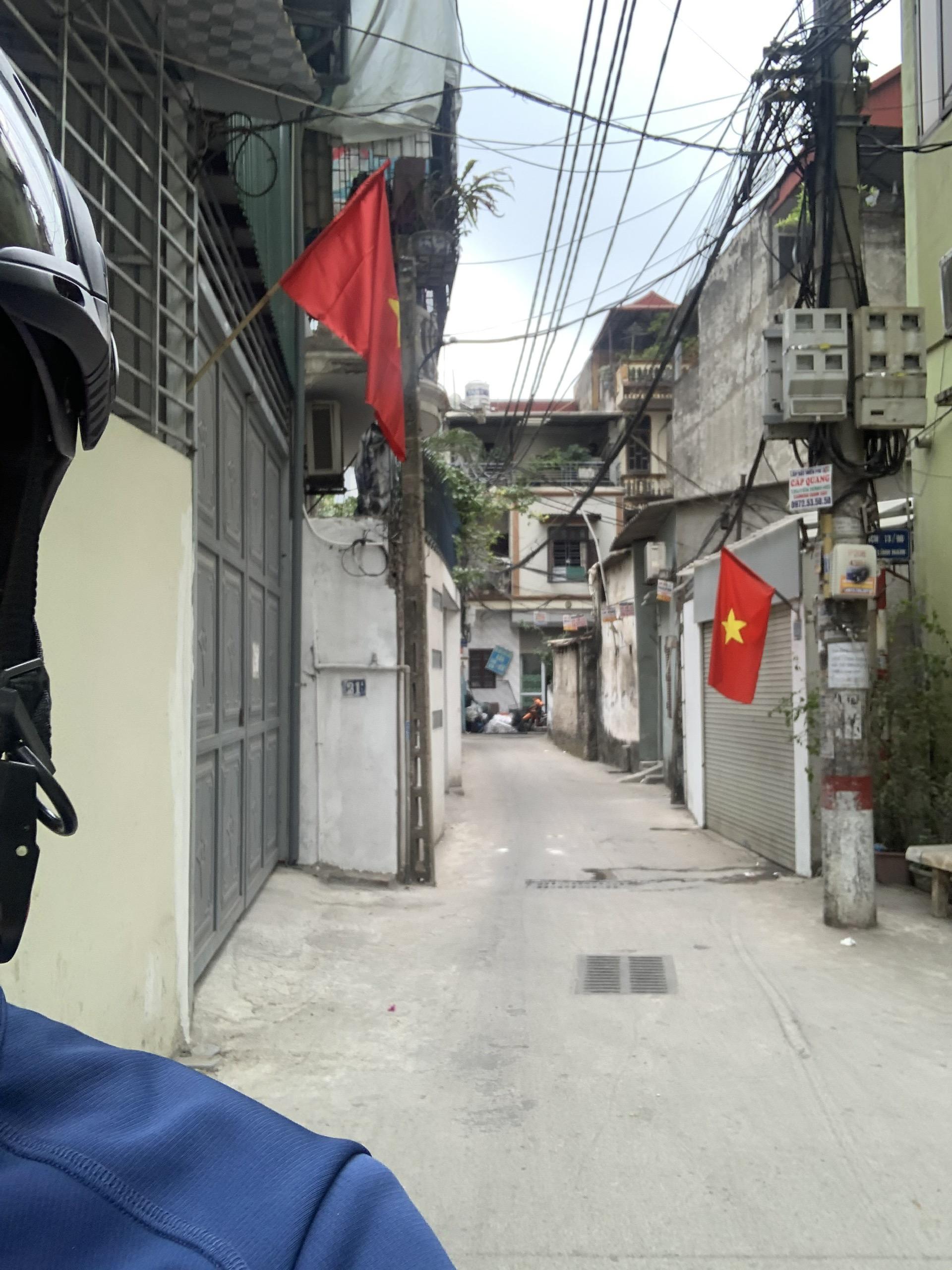 Bán nhà Vĩnh Hưng, Hoàng Mai 33m2, 2,5T, thông ngõ, giá 1,8 tỷ.