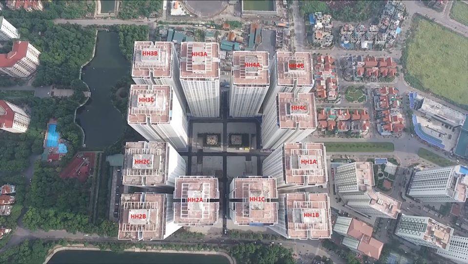 Chính chủ cần bán căn hộ HH2C Linh Đàm